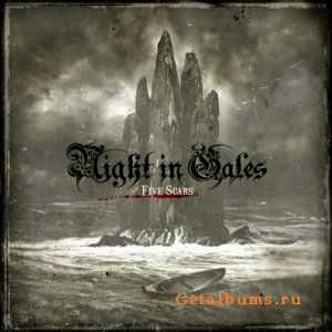 Night in Gales - Five Scars (2011)
