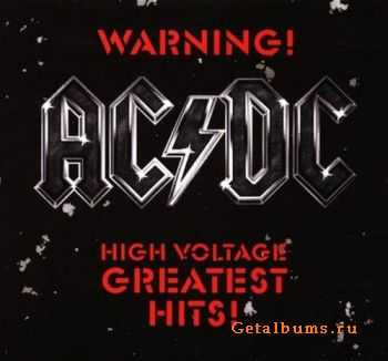 AC/DC - Warning! High Voltage. Greatest Hits (2008)