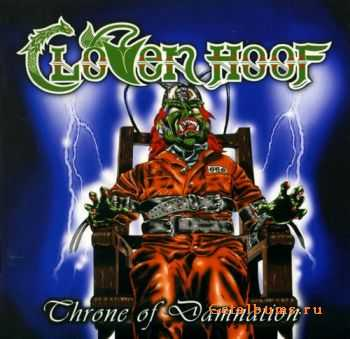 Cloven Hoof - Throne of Damnation (2010)