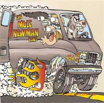 The Mule Newman Band - 454 (2011)