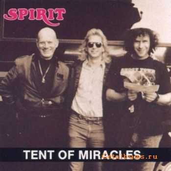 Spirit - Tent Of Miracles (1990)
