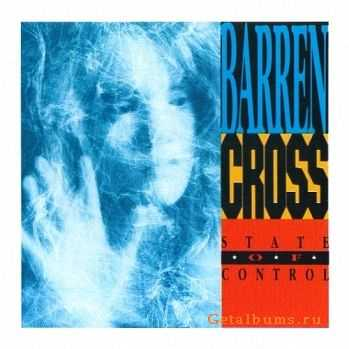 Barren Cross - State Of Control (1989)