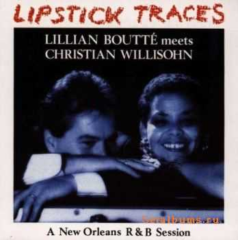 Lillian Boutte & Christian Willisohn - Lipstick Traces (1991)
