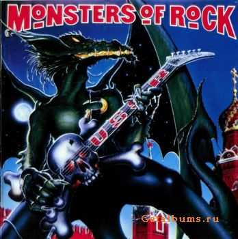 V.A  - Monsters Of Rock USSR  (1993)