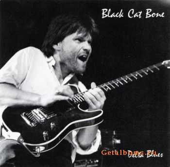 Black Cat Bone - Delta Blues (1990)