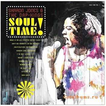 Sharon Jones & The Dap-Kings - Soul Time! (2011)