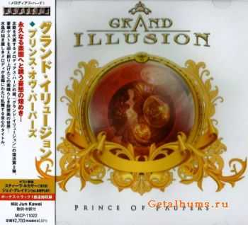 Grand Illusion  - Prince Of Paupers (2011 Avalon/Japan )