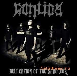 Gothica - eification Of The Saboteur [EP] (2011)
