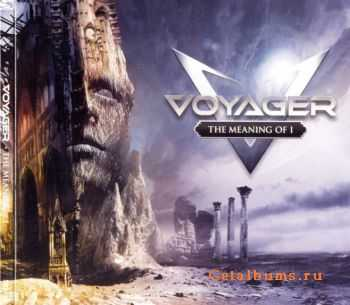 Voyager   -  The Meaning Of I (2011)