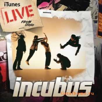 Incubus - iTunes Live from SoHo (2011)