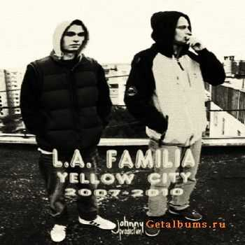 L.A. Familia - Yellow City (2011)