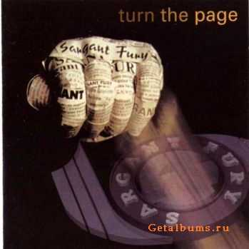 Sargant Fury - Turn The Page (1995)