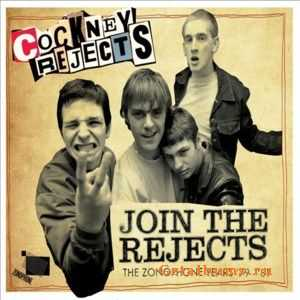 Cockney Rejects - Join The Rejects - The Zonophone Years '79-'81 [3 CD] (2011)