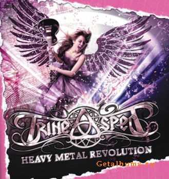 Trine Aspect  - Heavy Metal Revolution [EP] (2011)