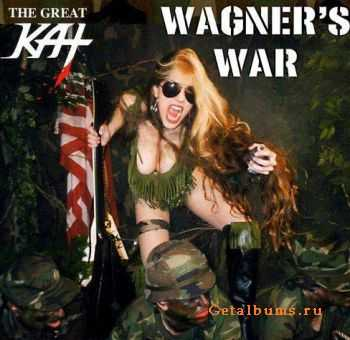 The Great Kat  - Wagner's War [ep] (2002)