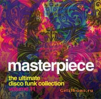 VA - Masterpiece Volume 11 - The Ultimate Disco Funk Collection (2011)