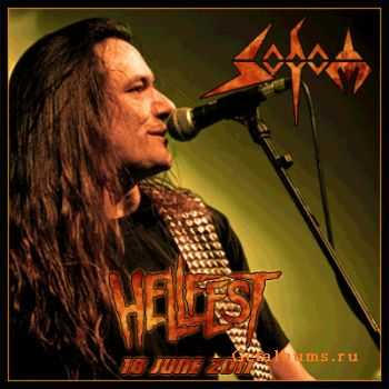 Sodom -  Live at Hellfest Festival (2011)