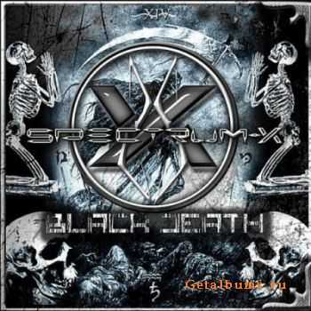 Spectrum-X - Black Death (2011)