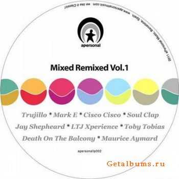VA - Mixed Remix Vol.1  (2011)