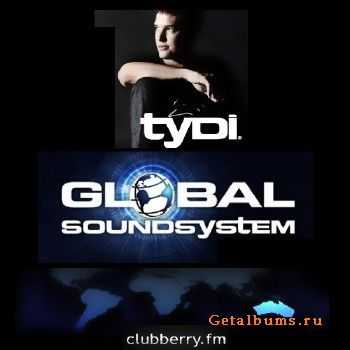 tyDi - Global Soundsystem 107 (2011-11-24)