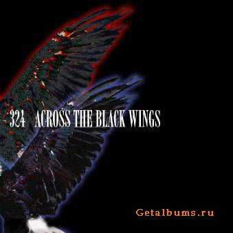 324 - Across The Black Wings (EP) (2003)
