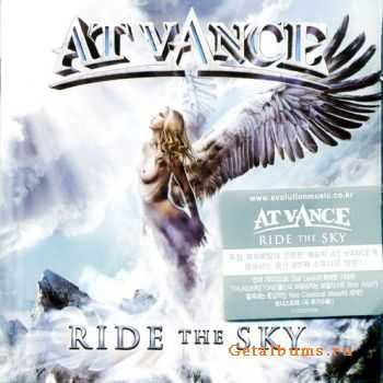 At Vance - Ride the Sky (Korean Edition, with bonus) (2009)