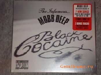 Mobb Deep - Black Cocaine EP (Record Store Day Limited Edition) (2011)