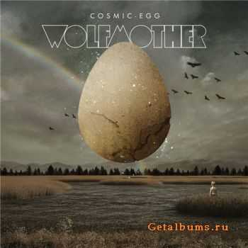 Wolfmother - Cosmic Egg (Japanese edition) (2009)
