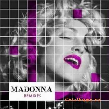 Madonna - Remixes [Unofficial Release] (2011)