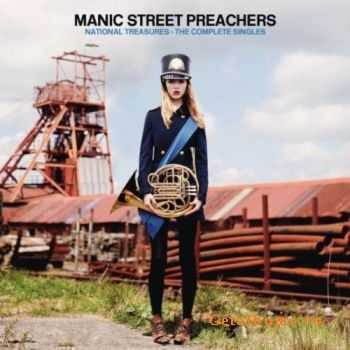Manic Street Preachers - National Treasures - The Complete Singles 2CD (2011)