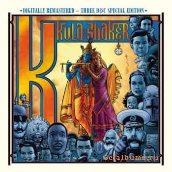 "Kula Shaker - ""K"" (15th Anniversary Edition) (2011)"