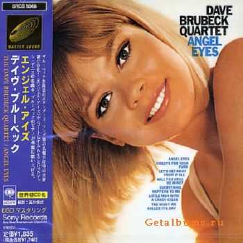 Dave Brubeck Quartet - Angel Eyes (1962) FLAC
