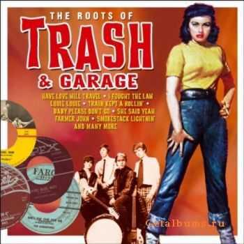 VA - Roots of Trash & Garage (2011)