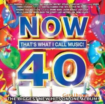 VA � Now Thats What I Call Music 40 (US Retail) (2011)