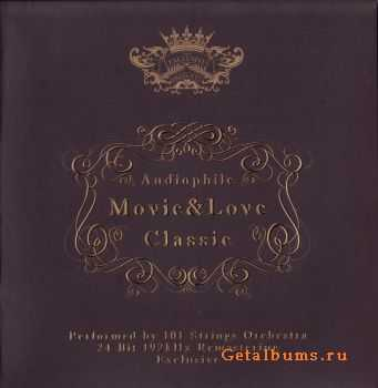 101 Strings Orchestra - Audiophile Movie & Love Classic [2CD] (2011)