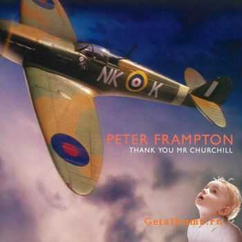 Peter Frampton - Thank You Mr Churchill [Bonus Tracks] (2010) FLAC