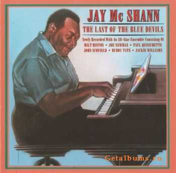 Jay McShann - The Last Of The Blue Devils (1977) Lossless