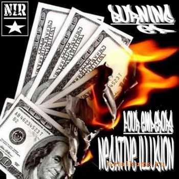 VA - Four Emperors Negative Illusion - Burning EP (2011)