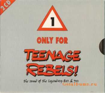 VA - Teenage Rebels - Beautiful Sunday, Spirit In The Sky (1992) Lossless