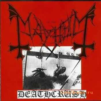 Mayhem - Deathcrush EP 1987 [Edition 1993] [LOSSLESS]