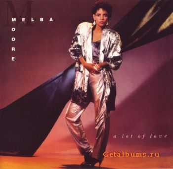 Melba Moore - A Lot Of Love (1986) [2011, Remastered & Expanded Edition] HQ