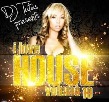 I Love House Vol.10 (2011)