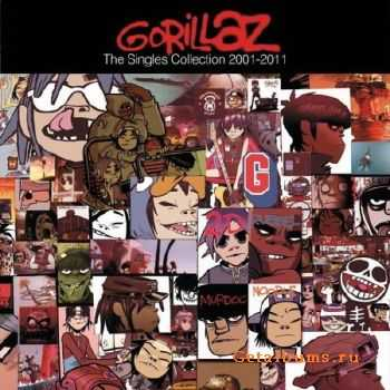 Gorillaz - The Singles Collection 2001-2011 (2011)