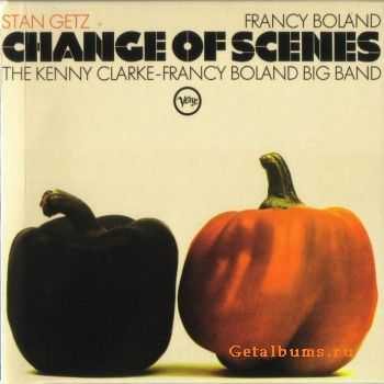 Stan Getz with Clarke-Boland Big Band - Changes of Scenes (1971)
