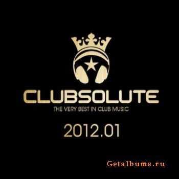 VA – Clubsolute 2012.01 (2011)