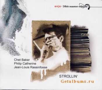 Chet Baker - Strollin' (1986)
