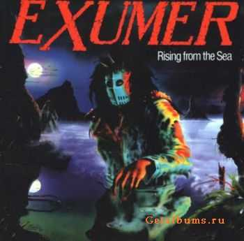 Exumer - Rising From The Sea 1987 [Original Rare Edition] [LOSSLESS]