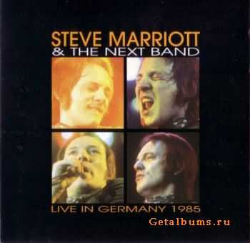 Steve Marriott - Live In Germany (1985)