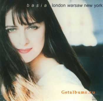 Basia - London, Warsaw, New York (1989) APE