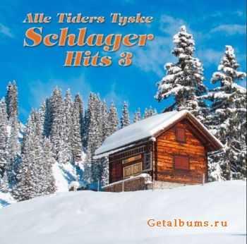 VA - Alle Tiders Tyske Schlager Hits 3 (2011)